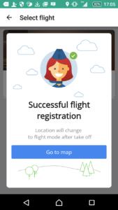 Android Flight Tracker 1