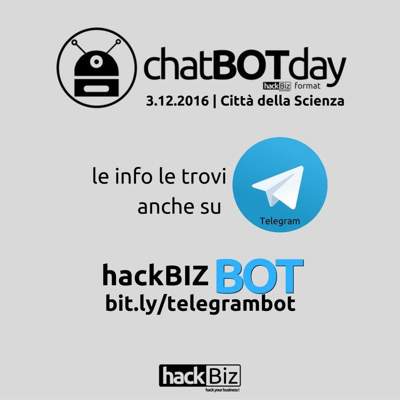 chatBOTday