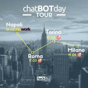 chatBOTday Tour