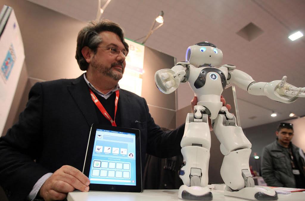 Autismo e tecnologia….il ruolo dei Robot!