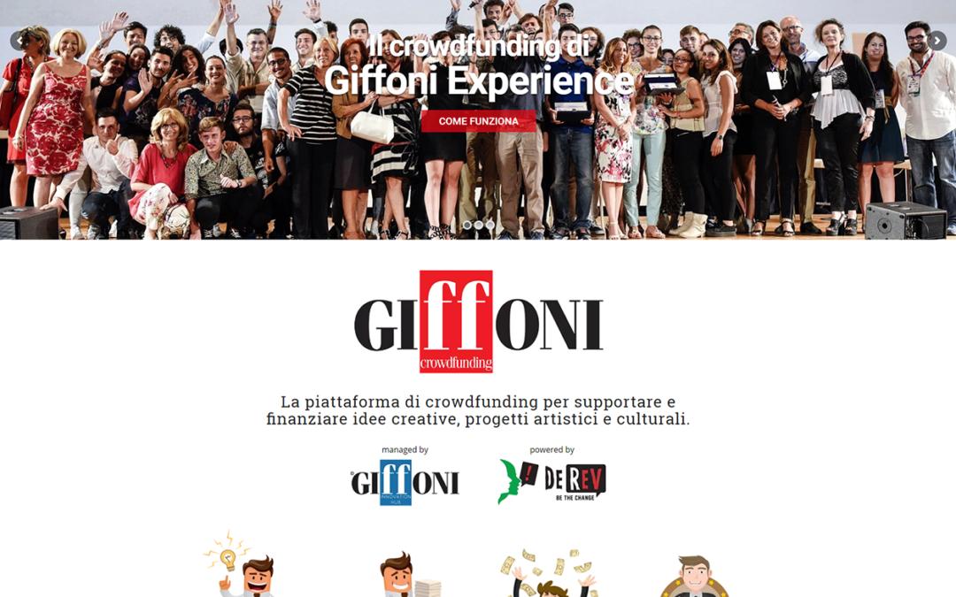 Giffoni Crowdfunding