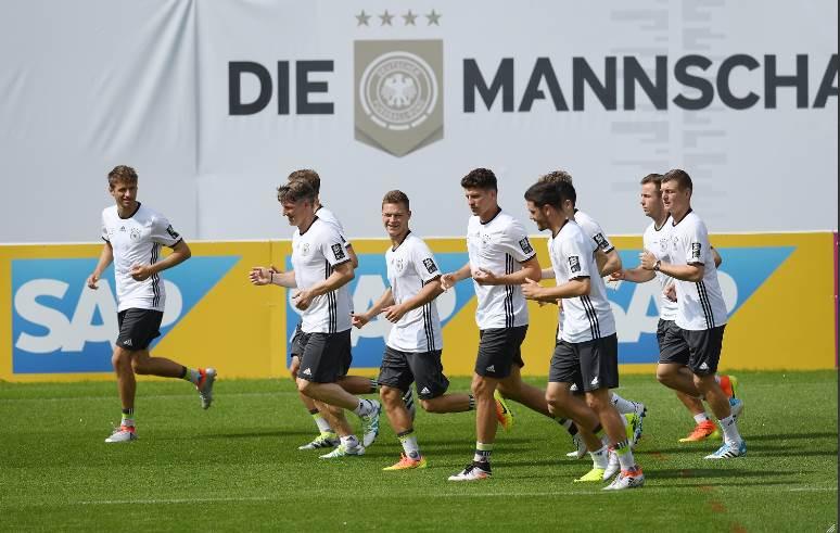 SAP aiuta la Nazionale di calcio tedesca (DFB) a vincere Euro 2016