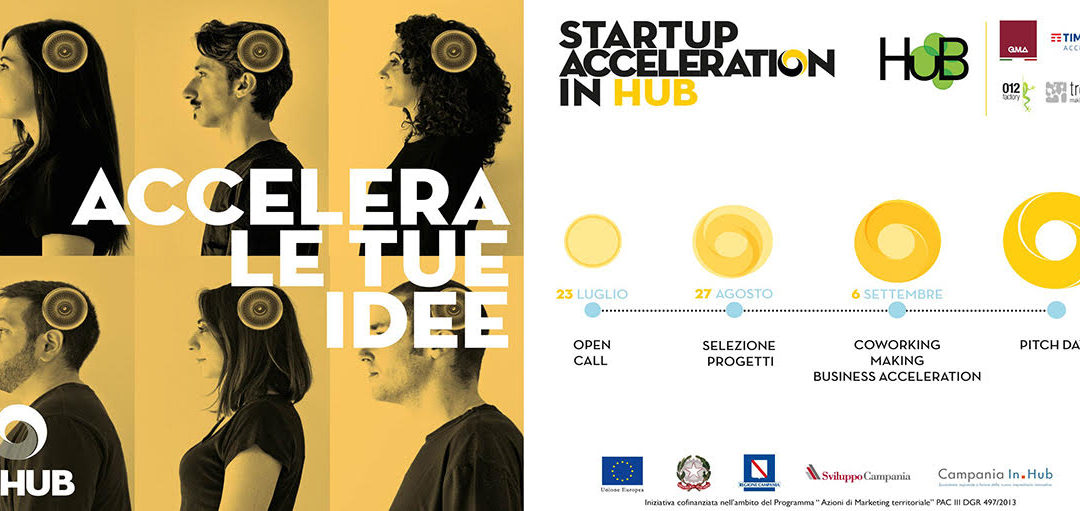 Startup Acceleration in Hub