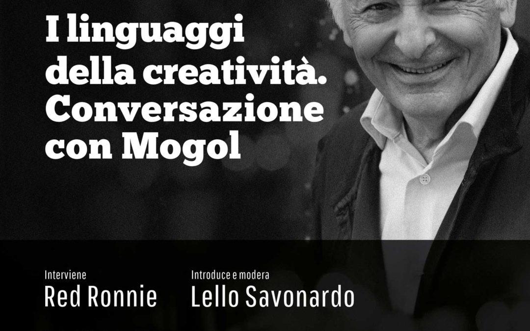 Seminario I linguaggi della creatività. Conversazione con Mogol