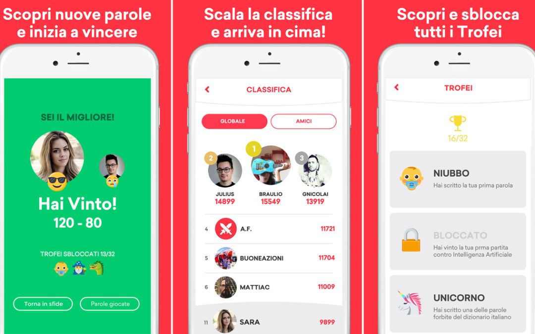 SWOORDS  – Come nasce un mobile game
