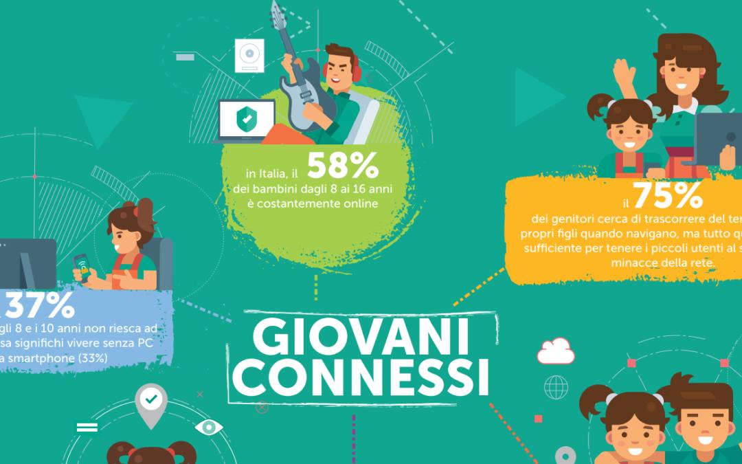 """Informare i giovani sui rischi della rete: gran finale a Roma per il progetto della Polizia """"Una vita da social"""" in partnership con Kaspersky Lab"""